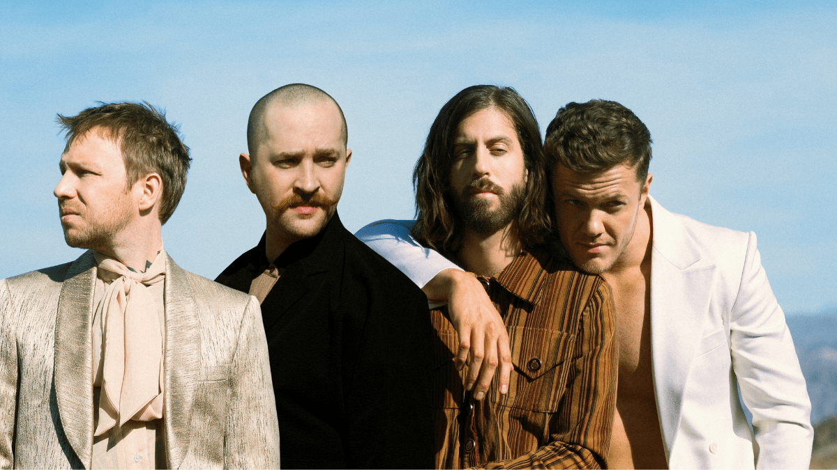 Imagine Dragons Returned With Double Bonanza, Discussed Themes & Reconciliation
