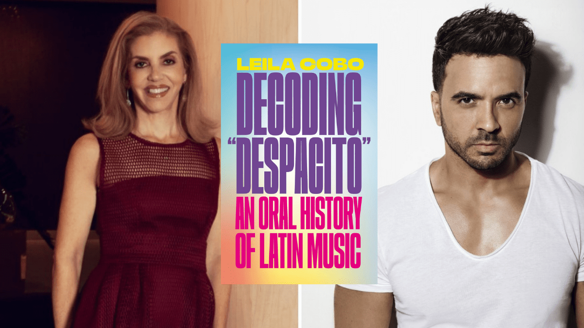 "Leila Cobo Talks With Luis Fonsi on Decoding ""Despacito"""
