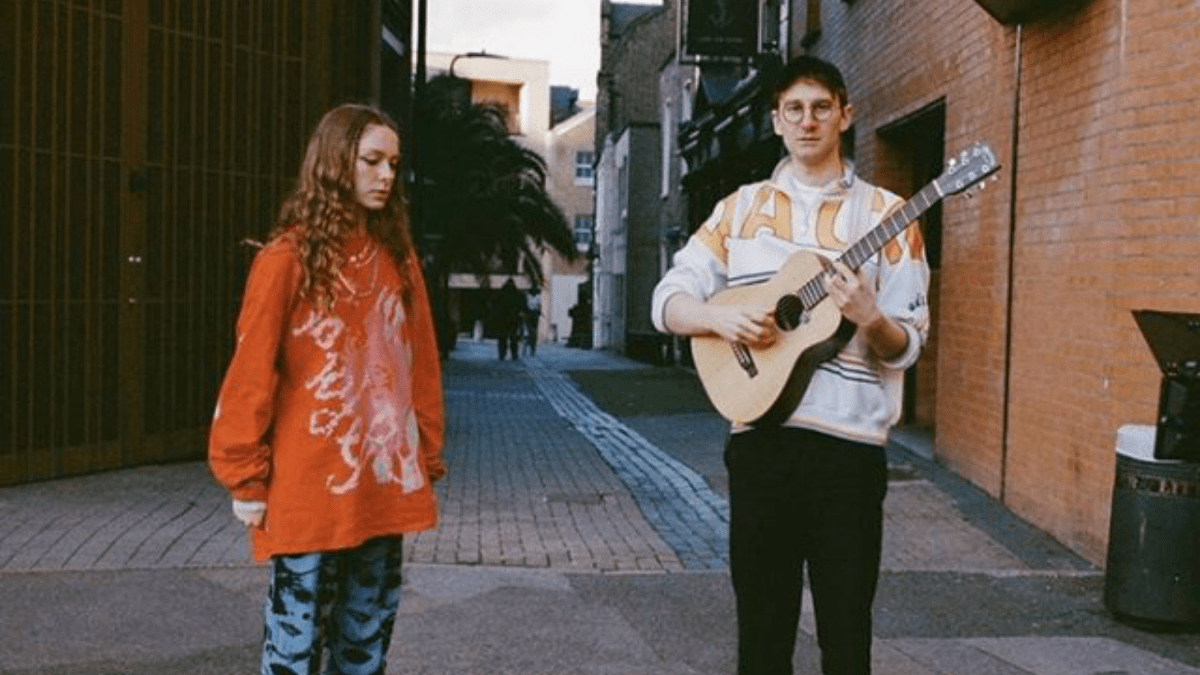 Glass Animals Heat Things Up With Holly Humberstone