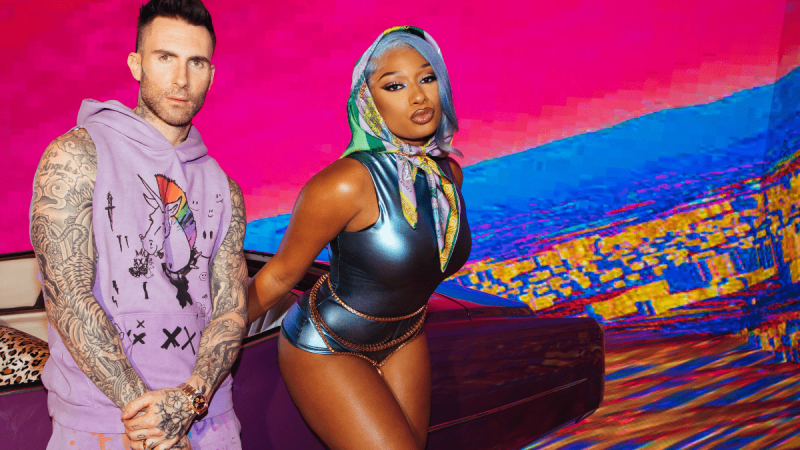 Let's Celebrate Making 'Beautiful Mistakes' with Maroon 5 and Megan Thee Stallion