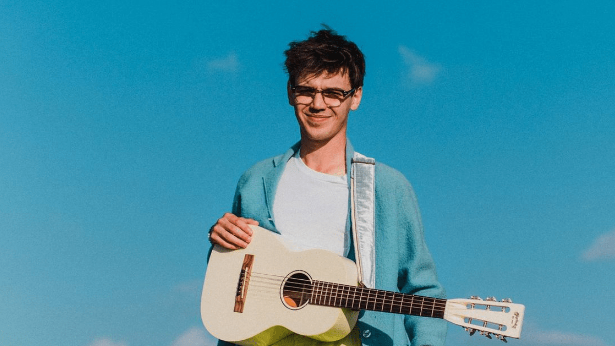 It's Going To Be A 'Good Day' If You Listen To The New Mackenzie Bourg Track