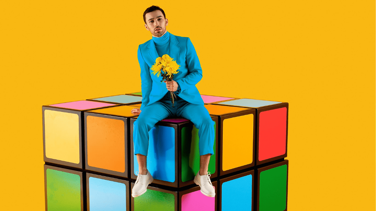MAX Is Blessing Us With A Colour Vision Deluxe Album, Everybody Say Thank You MAX