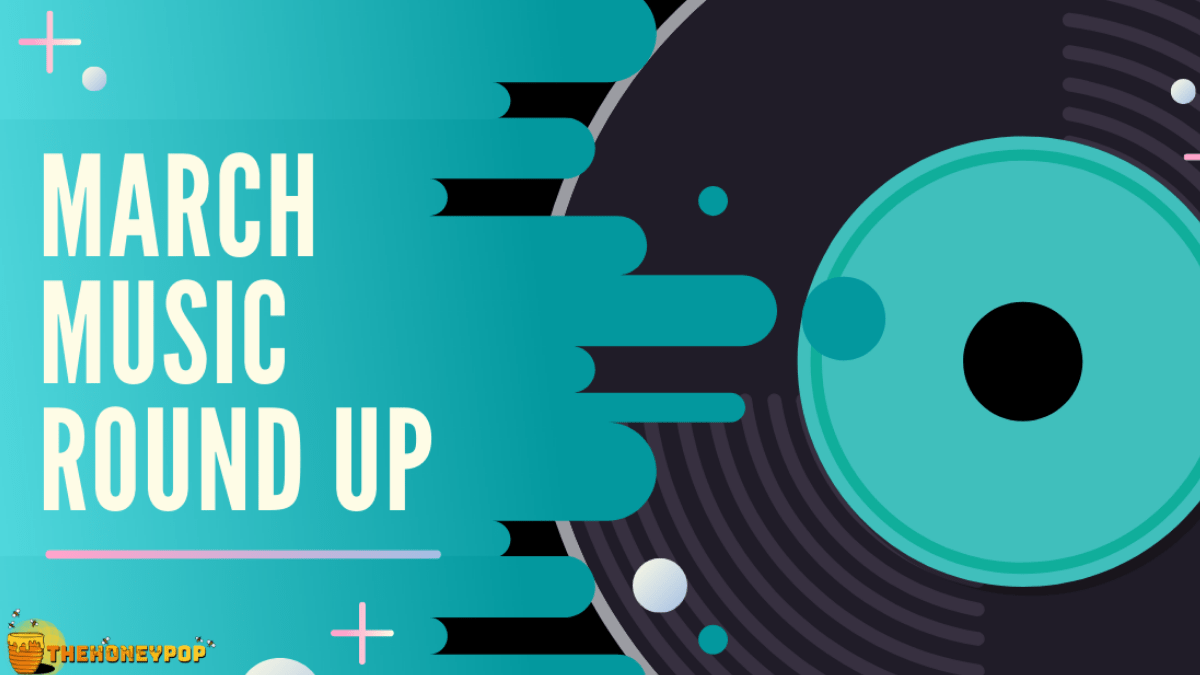 March Music Round-Up: Jax, Julia Michaels, And More!