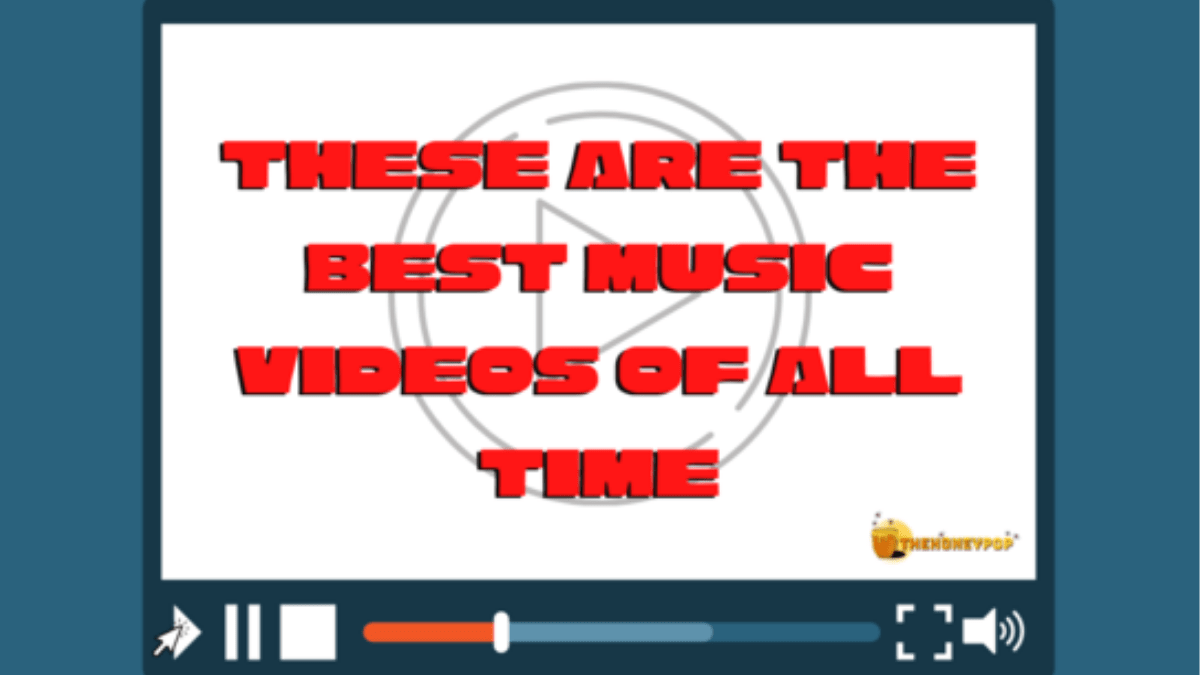 These Are The Best Music Videos Of All Time
