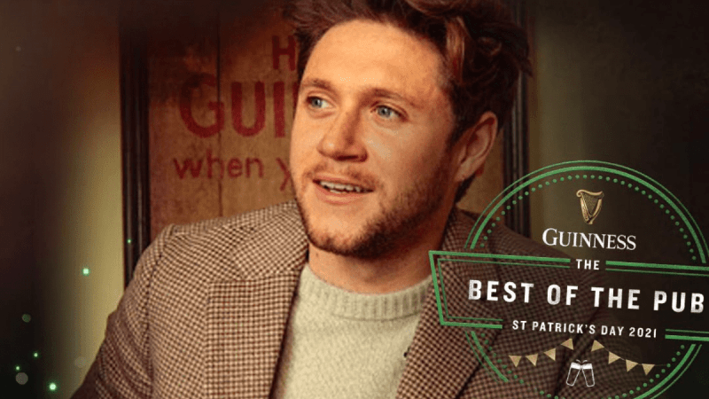 Sláinte To You Too Niall Horan! St Patrick's Day 2021