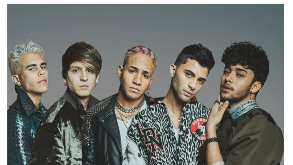 CNCO Will Go Hot Hot Hot In Your Living Room!