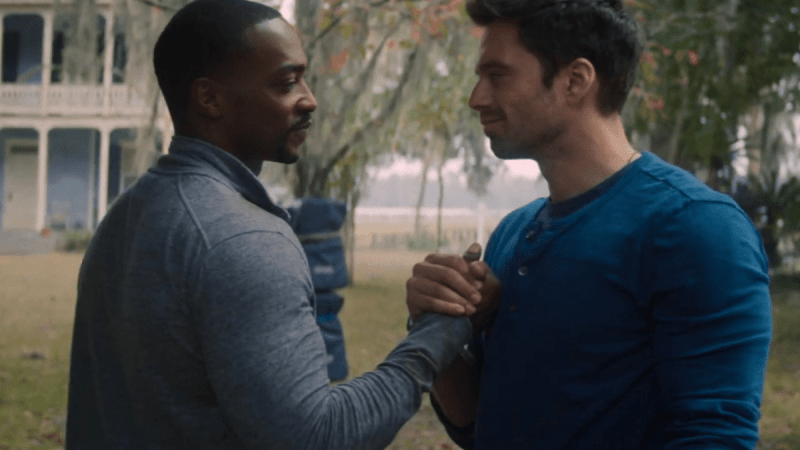 Do Bucky Barnes And Sam Wilson Really Need Therapy?