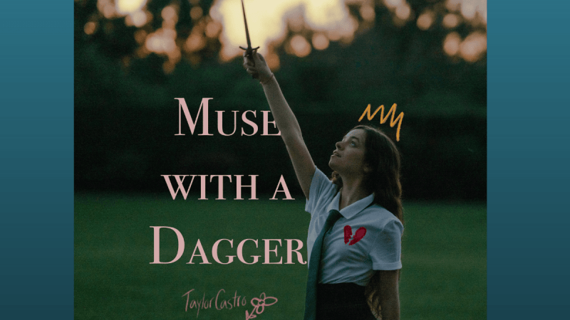 Taylor Castro Drops New Single 'Muse With a Dagger'