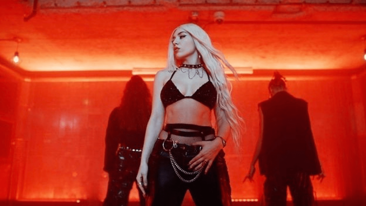 Ava Max Releases Feel Good Music Video for 'My Head & My Heart'