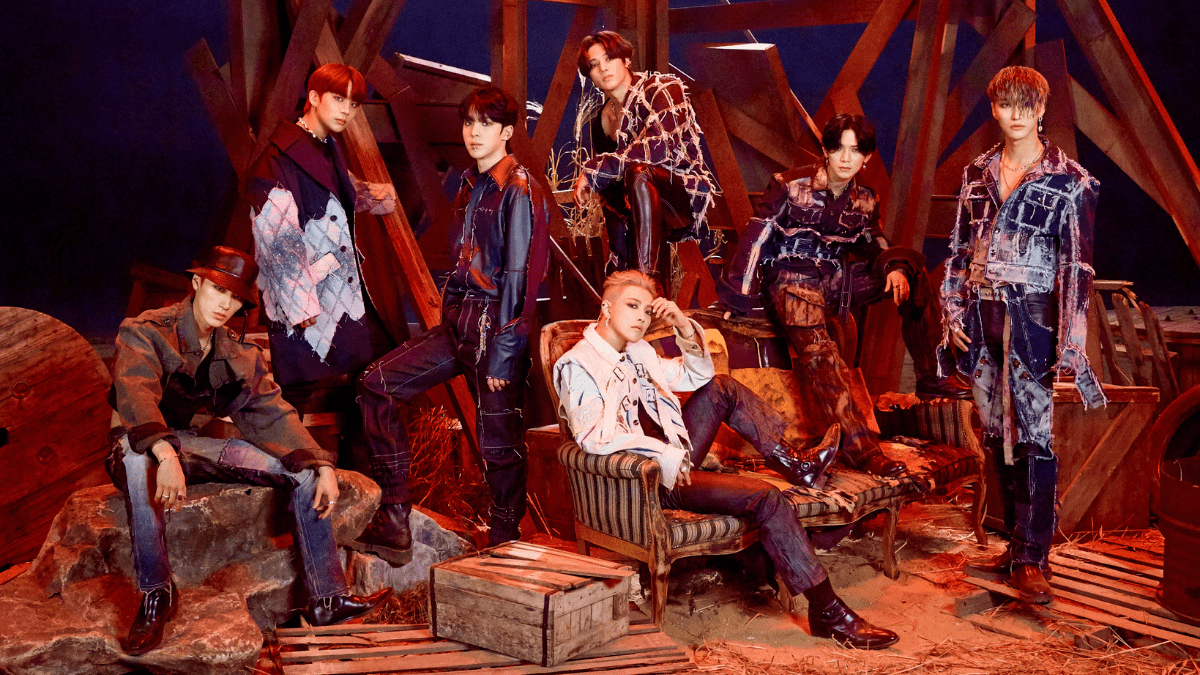 ATEEZ Reignite Their Spark In ZERO : FEVER Part.2