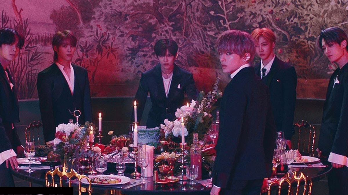 'Get Away' With VERIVERY And Discover Your Inner Darkness