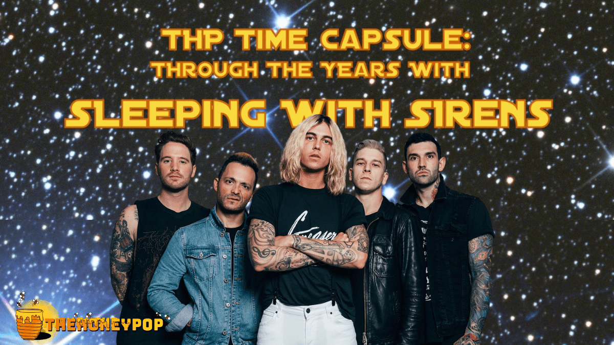 THP Time Capsule: Through The Years With… Sleeping With Sirens
