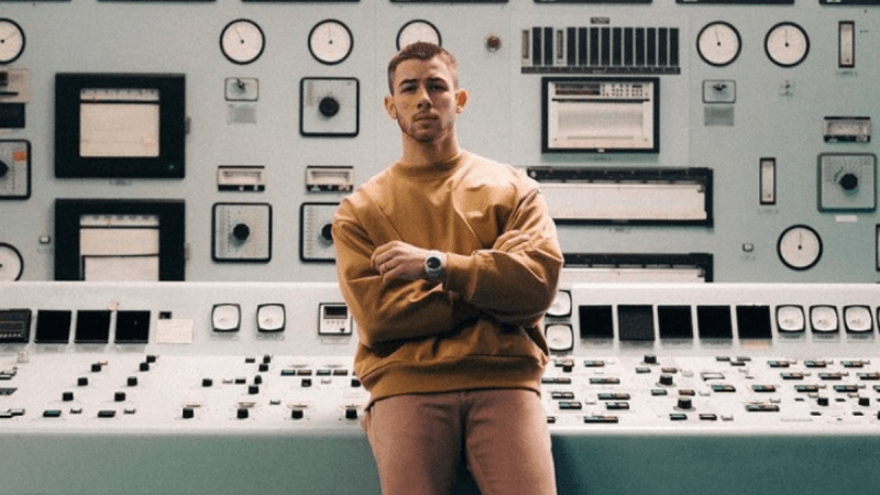 Nick Jonas Gives Us A Slice of Heaven With New Video