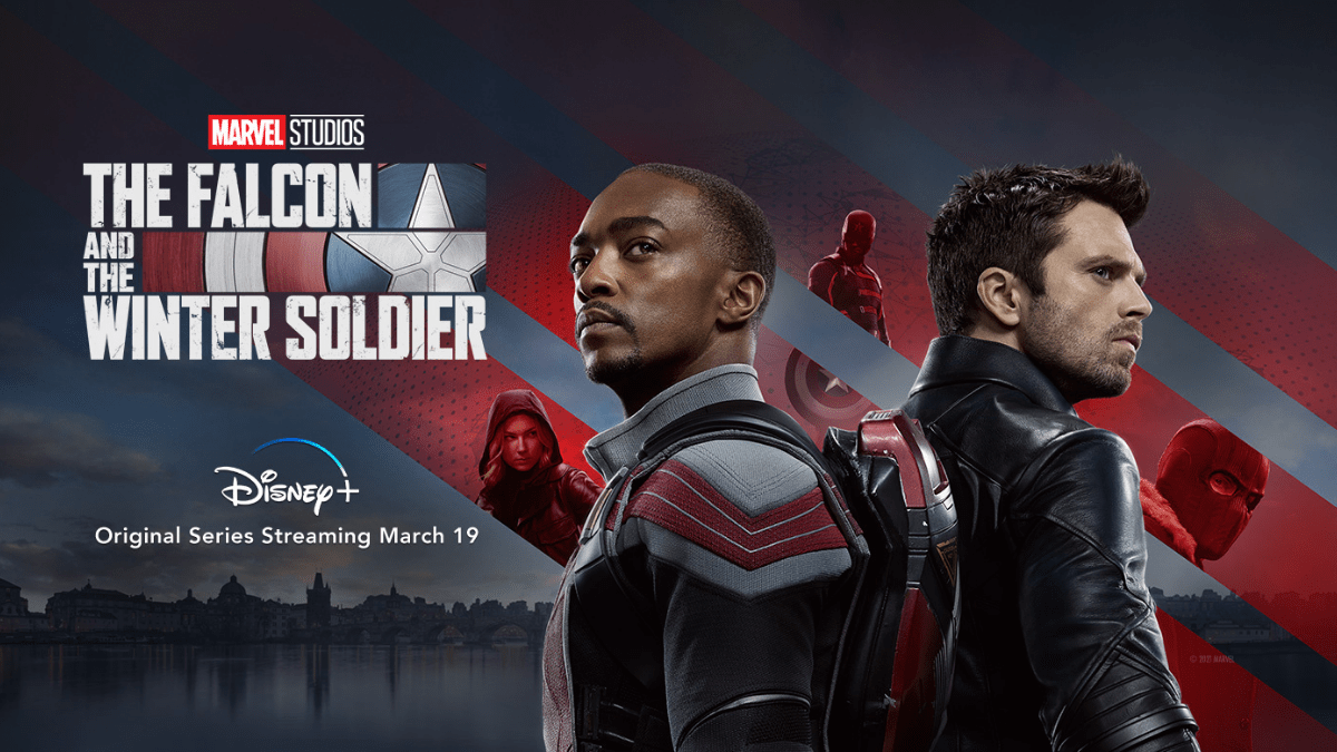 Character Posters For The Falcon And The Winter Soldier Have Got Us Hyped