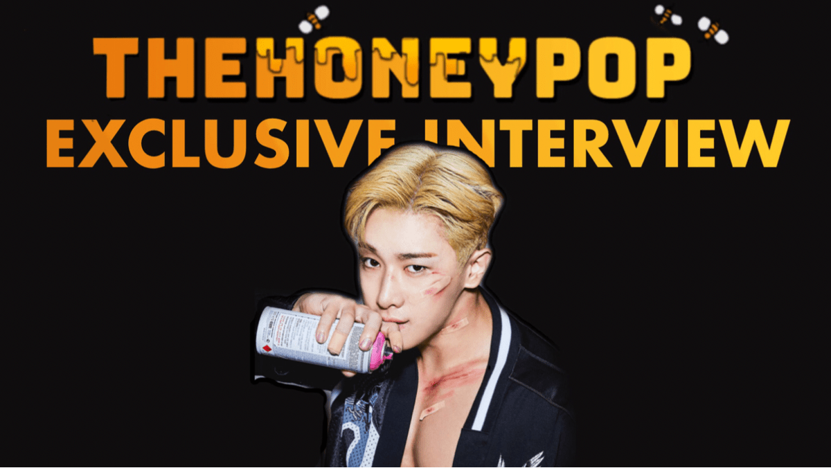 Wonho Talks With Us About His Album, His Creative Process, and His Greatest Love, WENEE