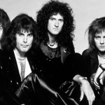 queen at the bohemian rhapsody photoshoot