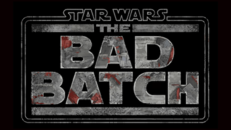 Star Wars: The Bad Batch logo