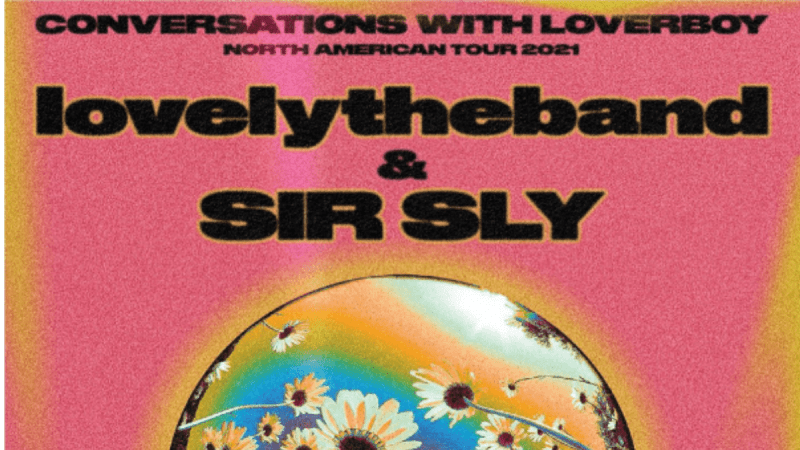 New Guests Are Hitting The Road With lovelytheband And Sir Sly!
