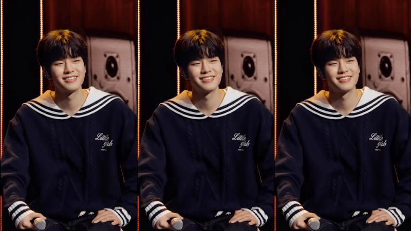 Fashion Fix: Seungmin's Sailor Knit Pullover