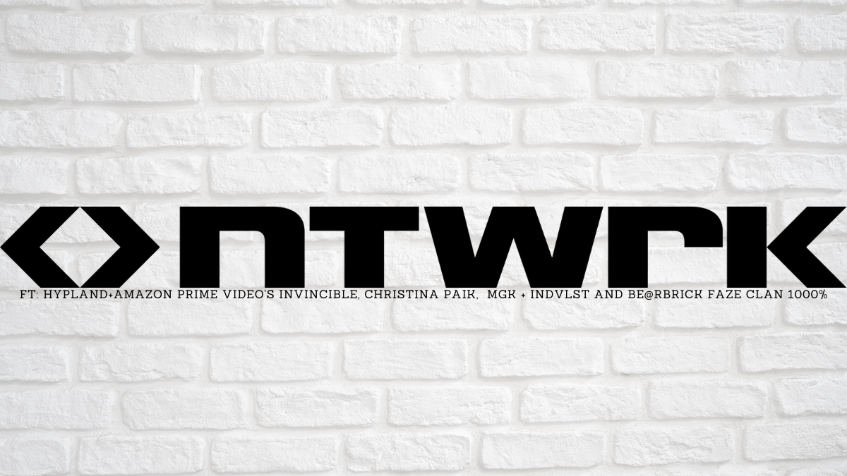 NTWRK Top Drops: Fresh Fits, Creative Collabs, and More!