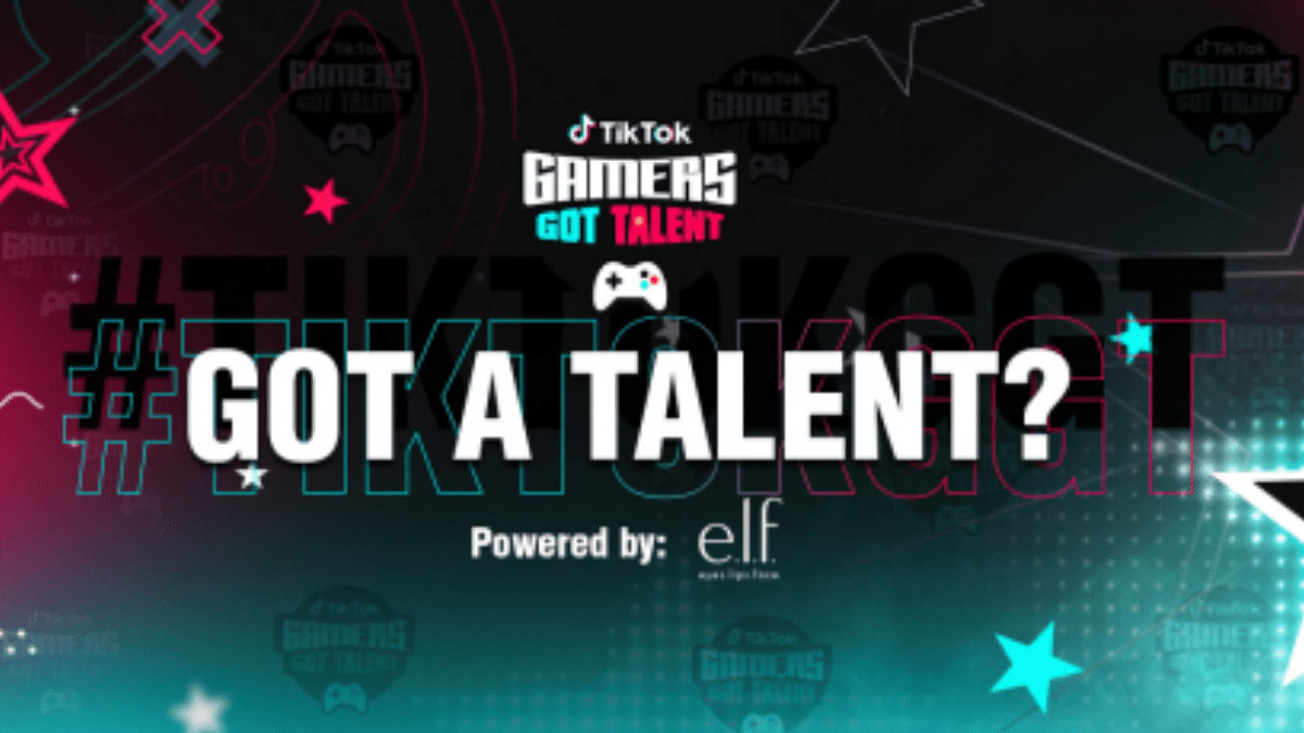 Do You Have What It Takes? Get Ready For TikTok Gamers Got Talent!