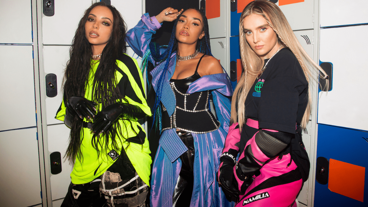 Little Mix Are a Drag Dream in The 'Confetti' Music Video