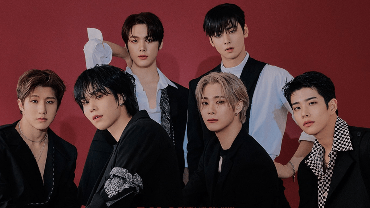 ASTRO's 2nd Full Album Is Here and It's All Yours