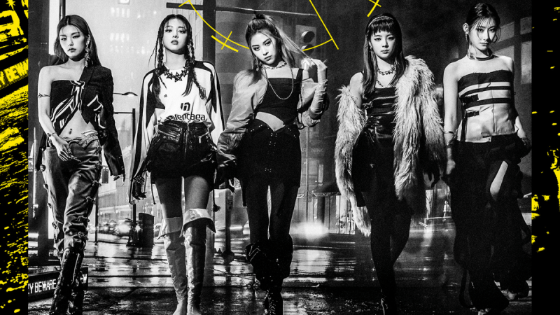 Guess Who is Back… It's ITZY