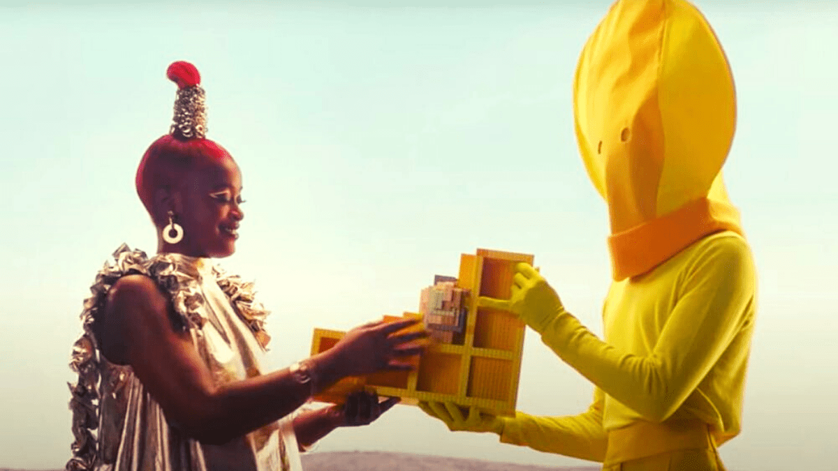 Tierra Whack Linked Up with LEGO to Create One Wildly Imaginative Video