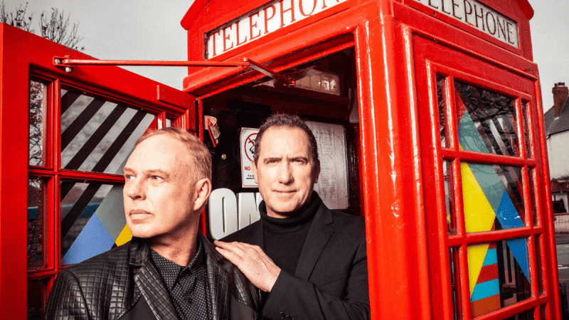 OMD Celebrates Their Epic Career on Record Store Day