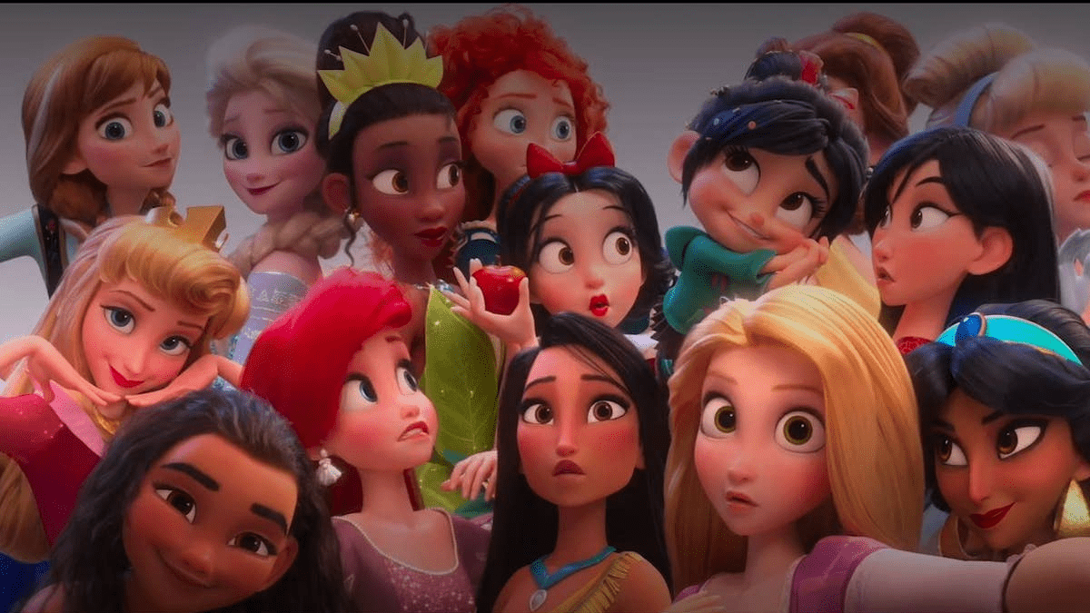 7 Influencers We Think Could Be Disney Princesses!