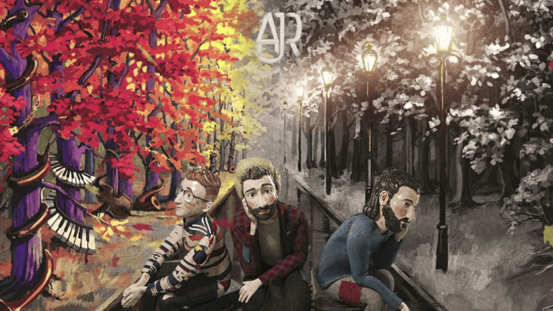 AJR's OK ORCHESTRA Tops The Charts