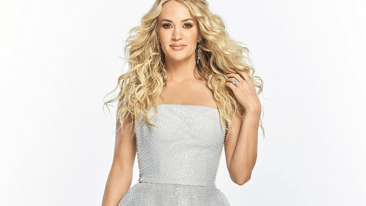 Carrie Underwood Just Scored Her Ninth Number One Album Which Calls For Celebration!