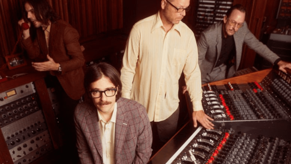 Join Weezer And Their Entertaining Zoom Meeting With 'Grapes Of Wrath'