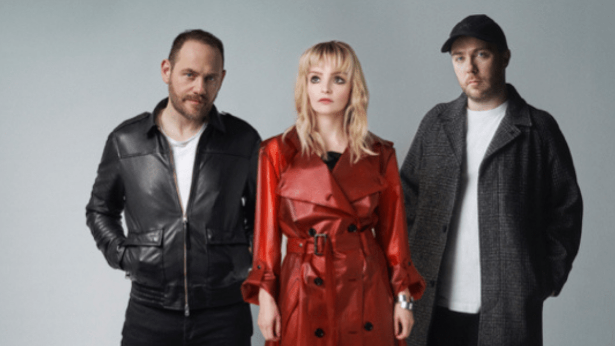 CHVRCHES Tackles Double Standards On New Single!