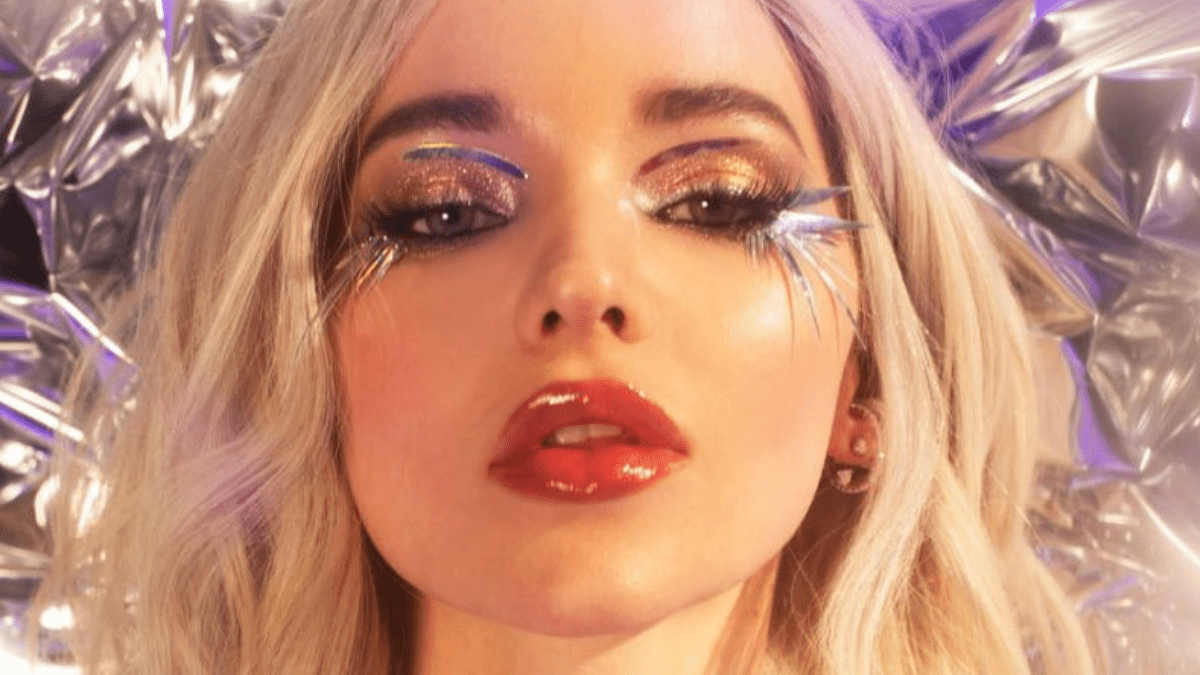 Dove Cameron Shines On New 'LazyBaby' Version