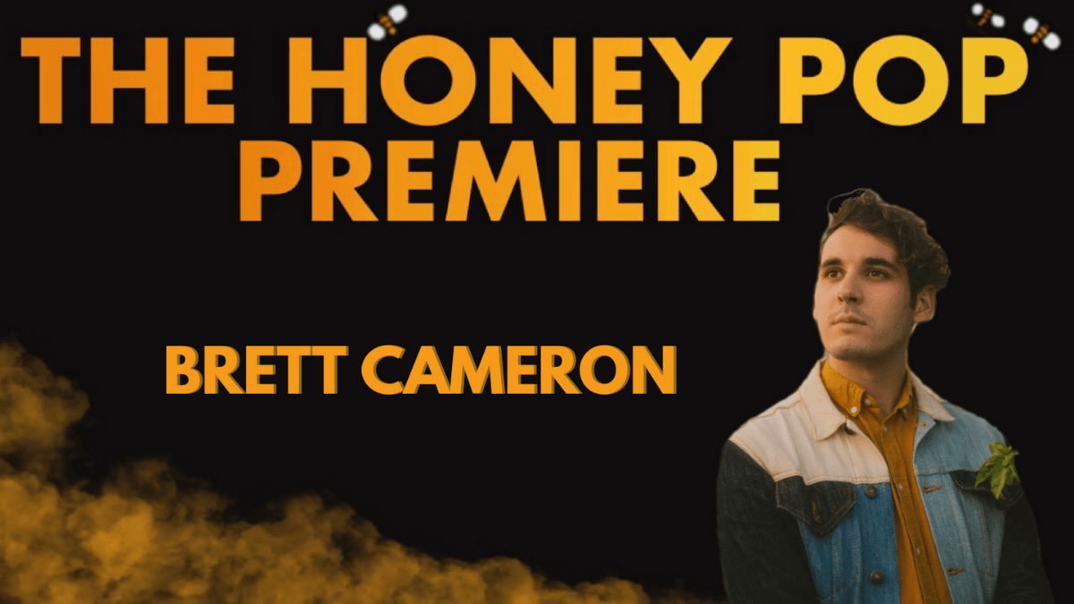 Talented Songwriter Brett Cameron Brings Out The 'Ghost' With Newest Single