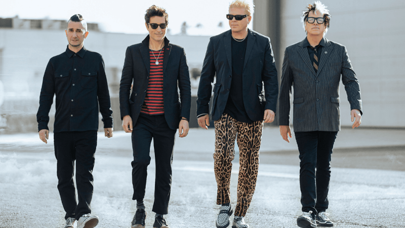 Let The Bad Times Roll: Poppy-Punk-Rock & Iconic Irony With The Offspring