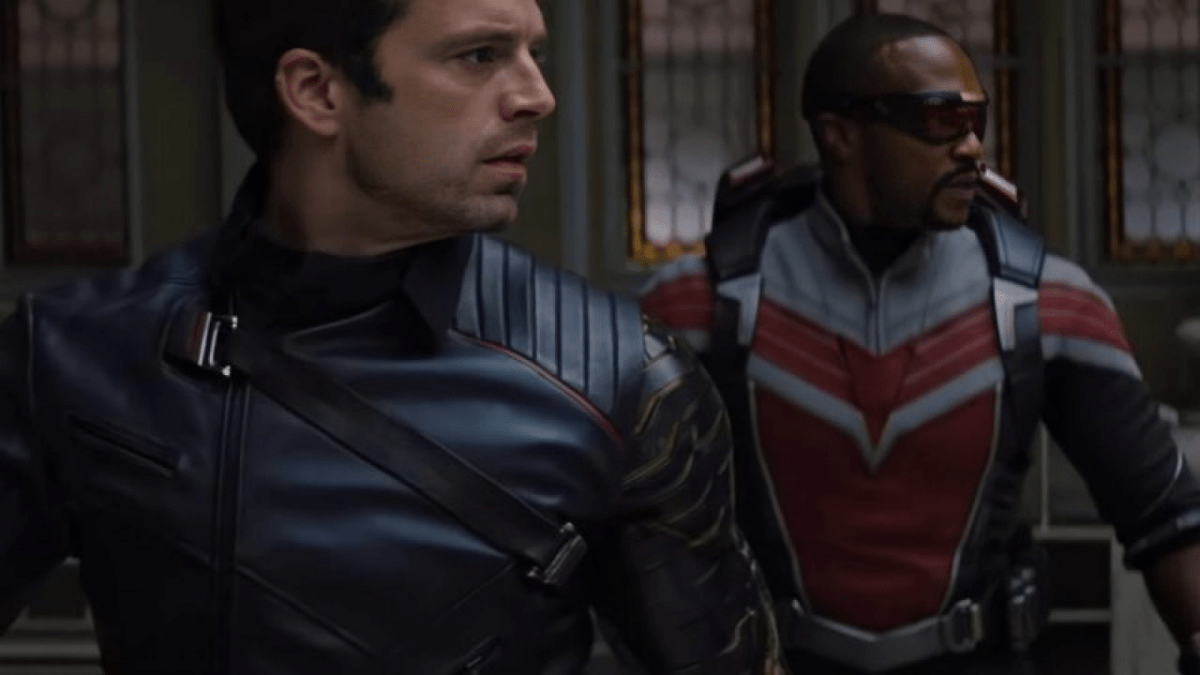 The Falcon And The Winter Soldier Continues To Amaze Us