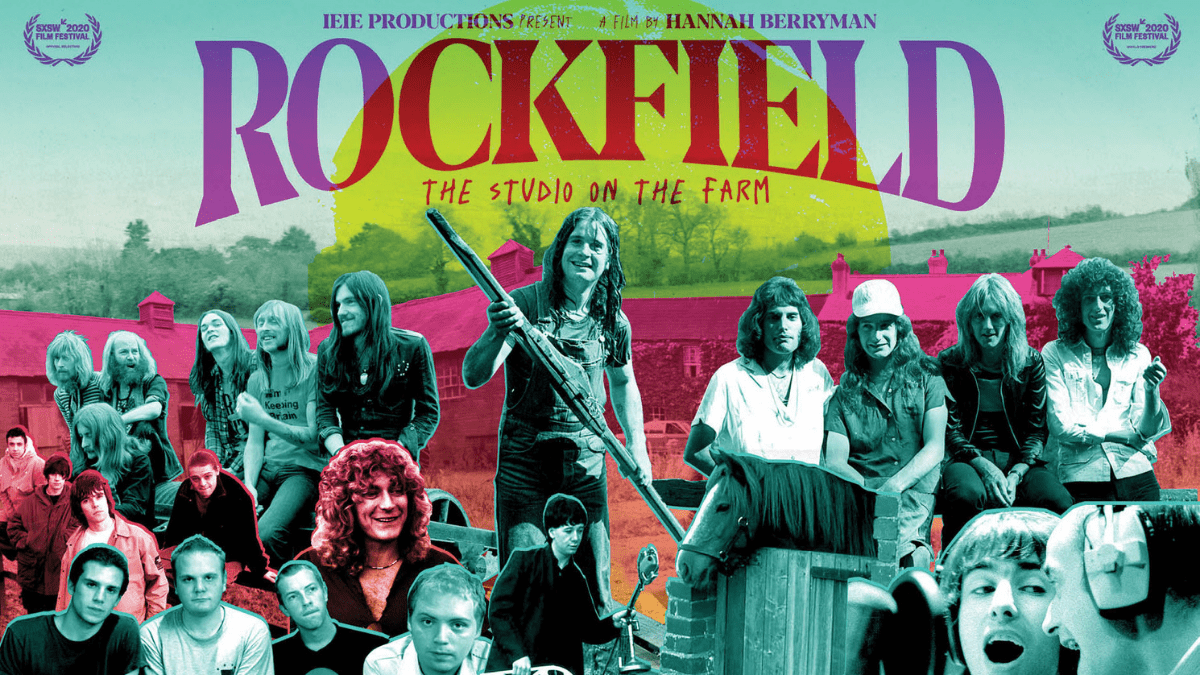 Guess Who's Excited For Rockfield: Studio on the Farm