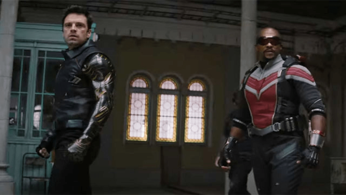 With 2 Episodes Left, Marvel Released A Mid-Season Sneak Peek For The Falcon And The Winter Soldier