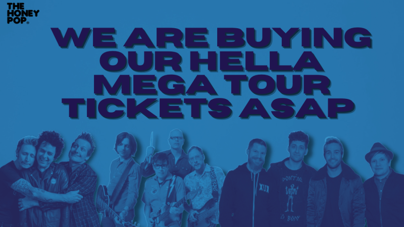 We Are Buying Our Hella Mega Tour Tickets ASAP