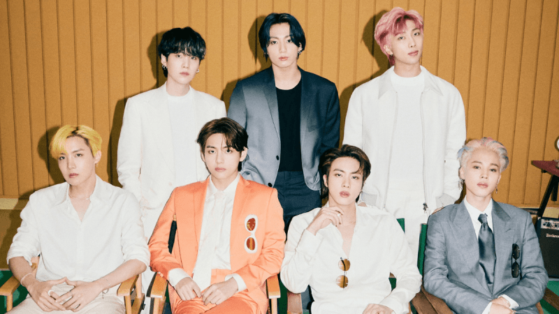 BTS Melts Our Hearts in Two With Their Hot New Single 'Butter'