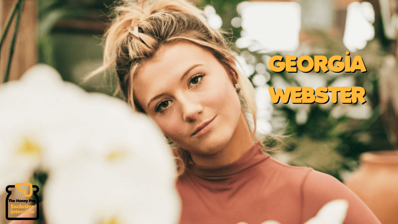 Exclusive Interview: Georgia Webster Went Viral On TikTok, Now She's Our New Obsession