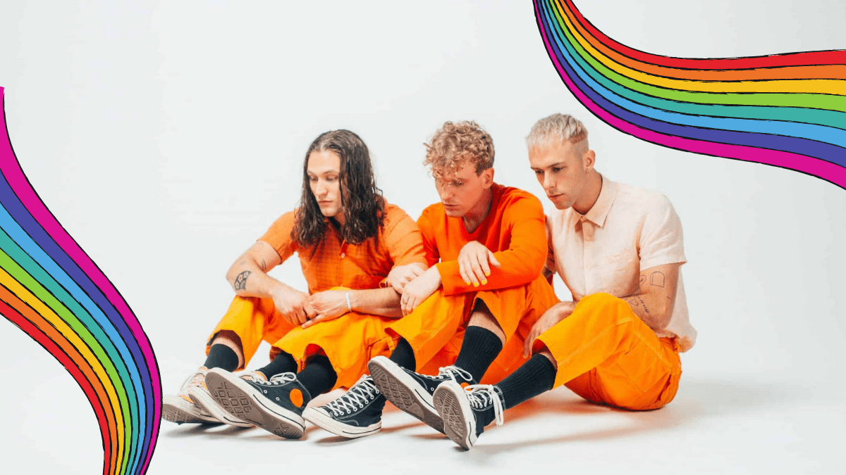 Red-Orange Is The Final Color For COIN's Rainbow Mixtape