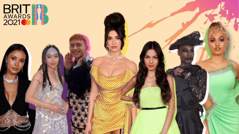 The BRITs Awards' Looks Took Our Breathe Away!