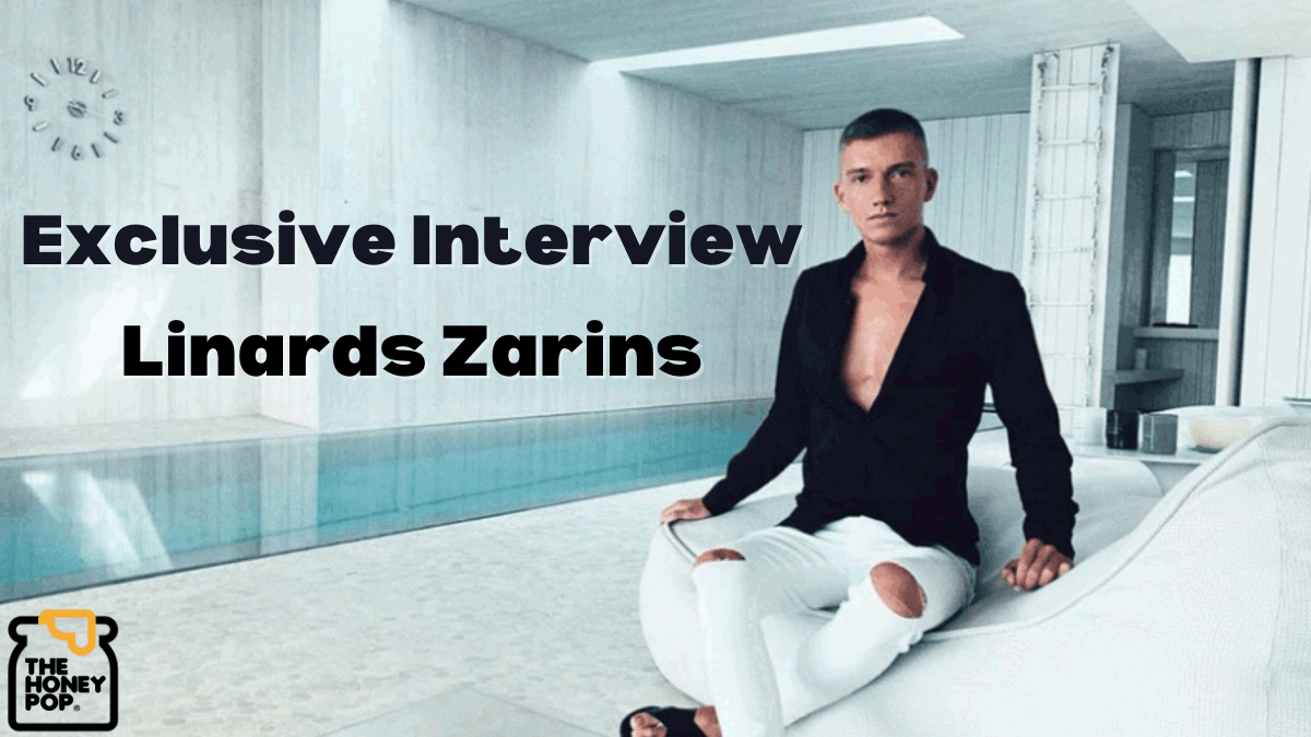 Linards Zarins On His Start In Music and New Song, 'Dusk Till Dawn!'