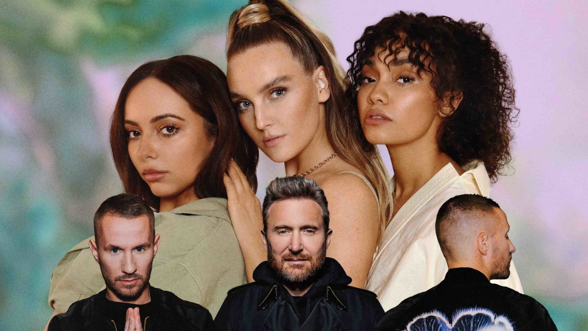 Little Mix Look Angelic As They Team Up With Galantis and David Guetta For 'Heartbreak Anthem' – We Hold No Grudges!