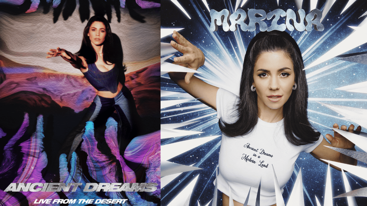 MARINA Is Showing Us 'Ancient Dreams In A Modern Land' & We Don't Wanna Wake Up