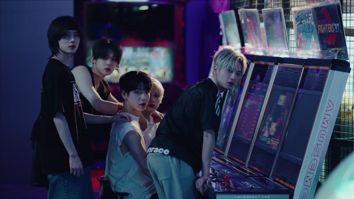 Let's Take a Look At TXT's Concept Trailers
